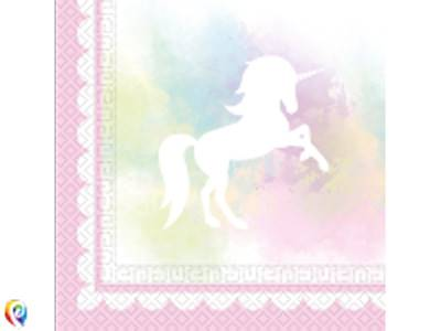 Believe in Unicorns Napkins