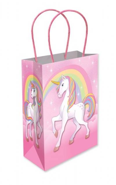 Unicorn Paper Party Bag